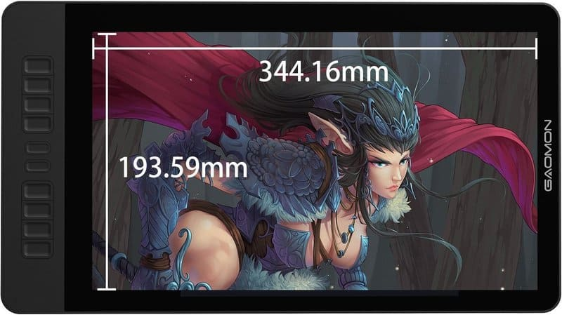 tienda online donde comprar tableta gráfica gaomon pd1560