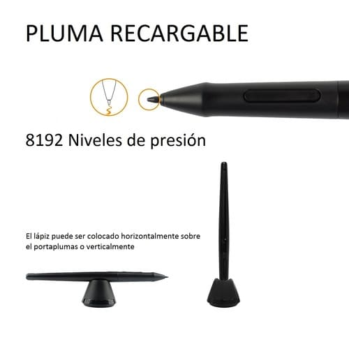 tableta digital gaomon pd1560 pluma