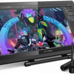 la mejor tablet con monitor xp pen artist 22 pro