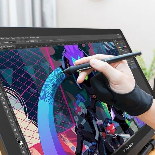 tableta gráfica xp pen artist 22 pro review