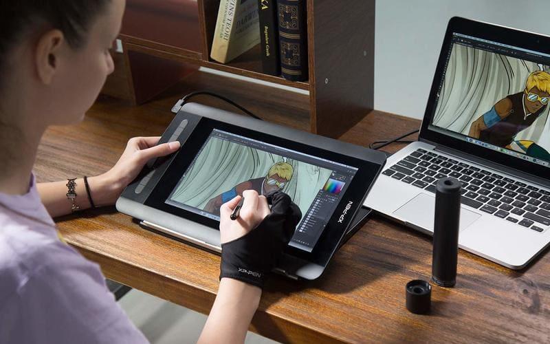 la mejor tableta grafica con monitor 2018