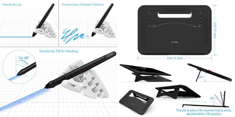 comprar lapiz xp pen artist 15.6 pro barato