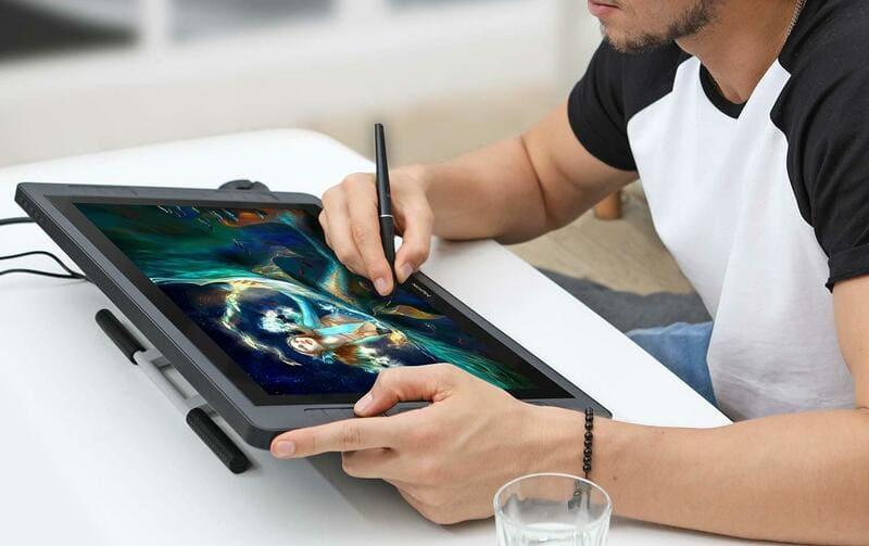 la mejor tableta huion barata